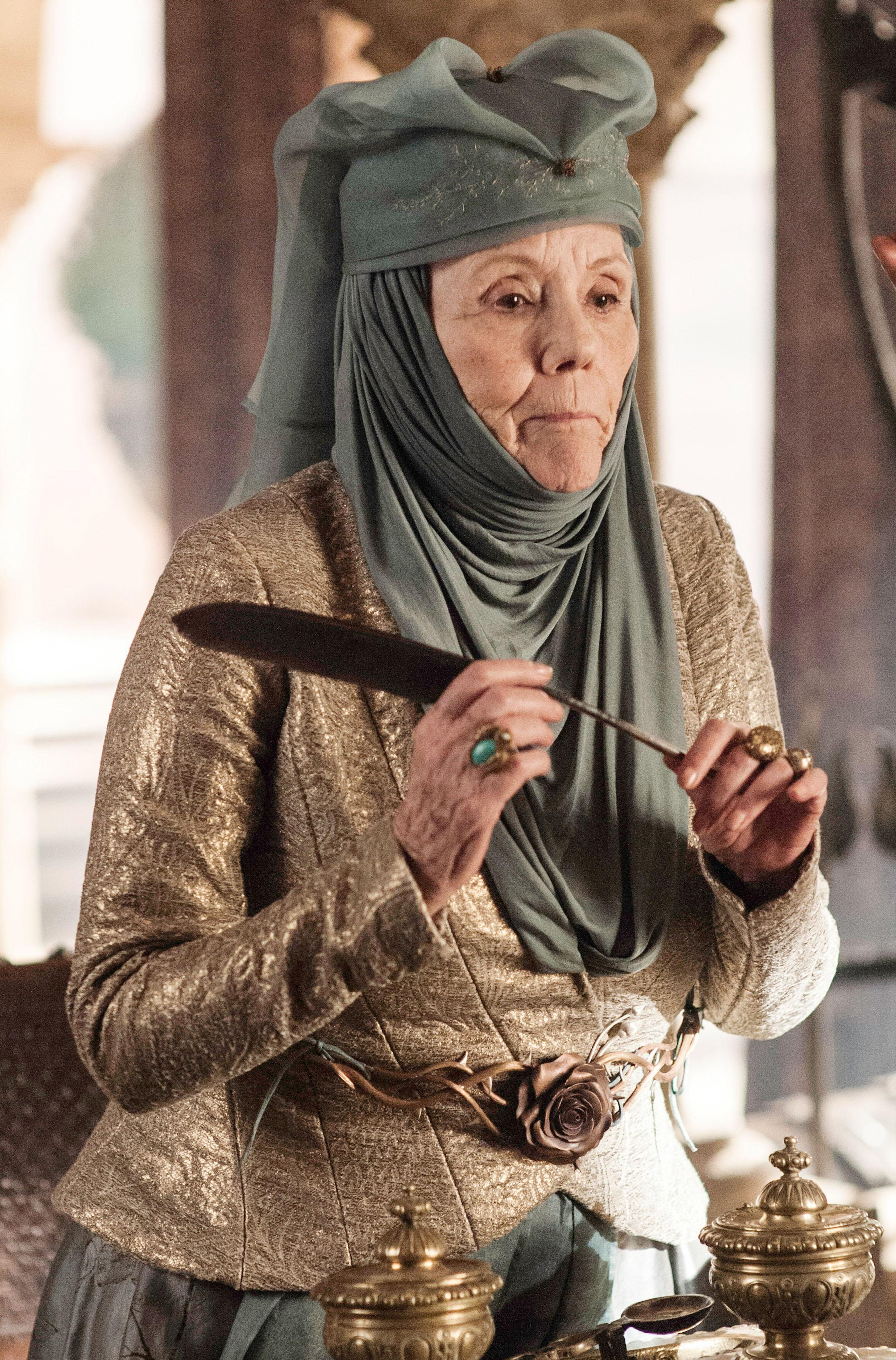 Game Of Thrones actress Dame Diana Rigg latest star to sign up for ITV's  smash-hit period drama Victoria