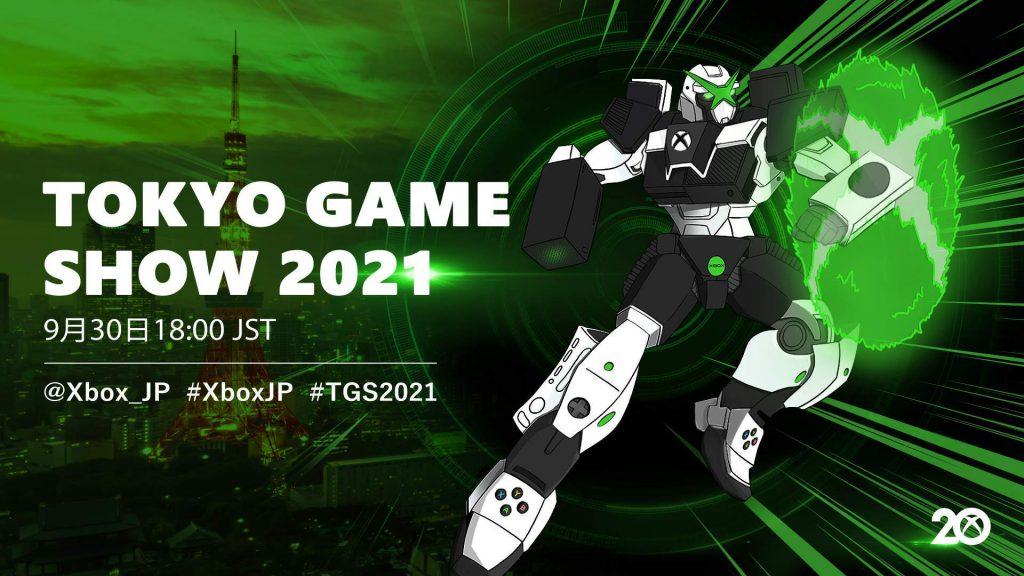 Xbox regresa a Tokyo Game Show 2021.