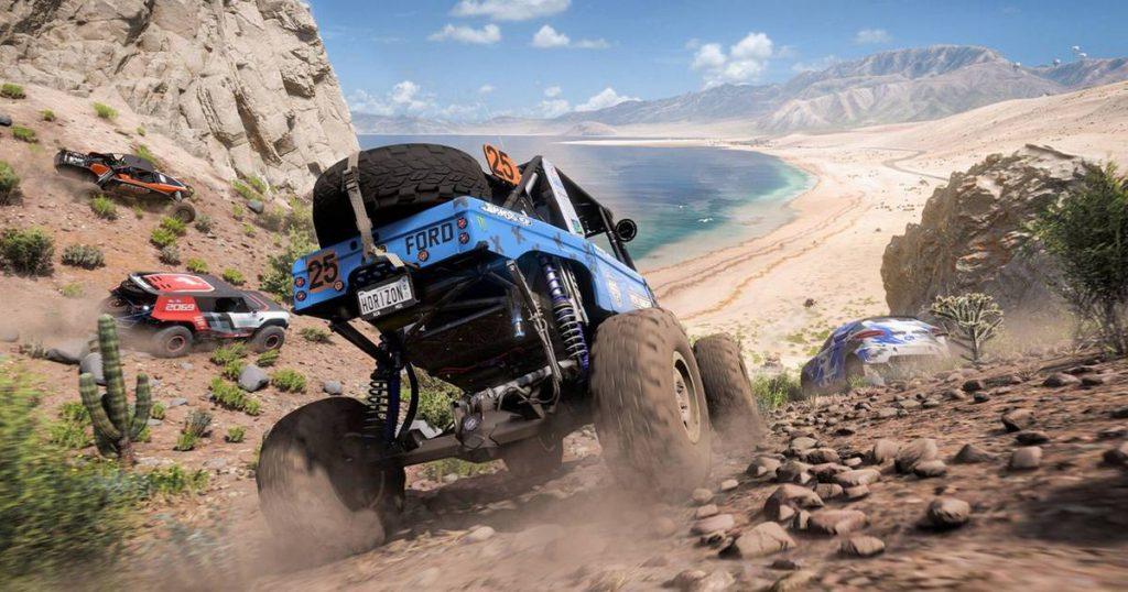 Forza Horizon V